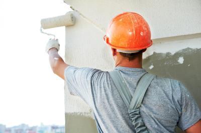 Maler, Malerarbeiten, Wohnung streichen, Haus streichen